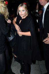 Ashley Benson - Arriving at the Casamigos 2014 Halloween Party in Los Angeles
