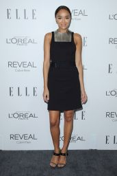 Ashley Madekwe – ELLE 2014 Women in Hollywood Awards