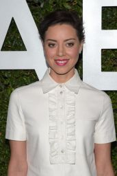 Aubrey Plaza – Claiborne Swanson Frank's 'Young Hollywood' Book Launch in Beverly Hills