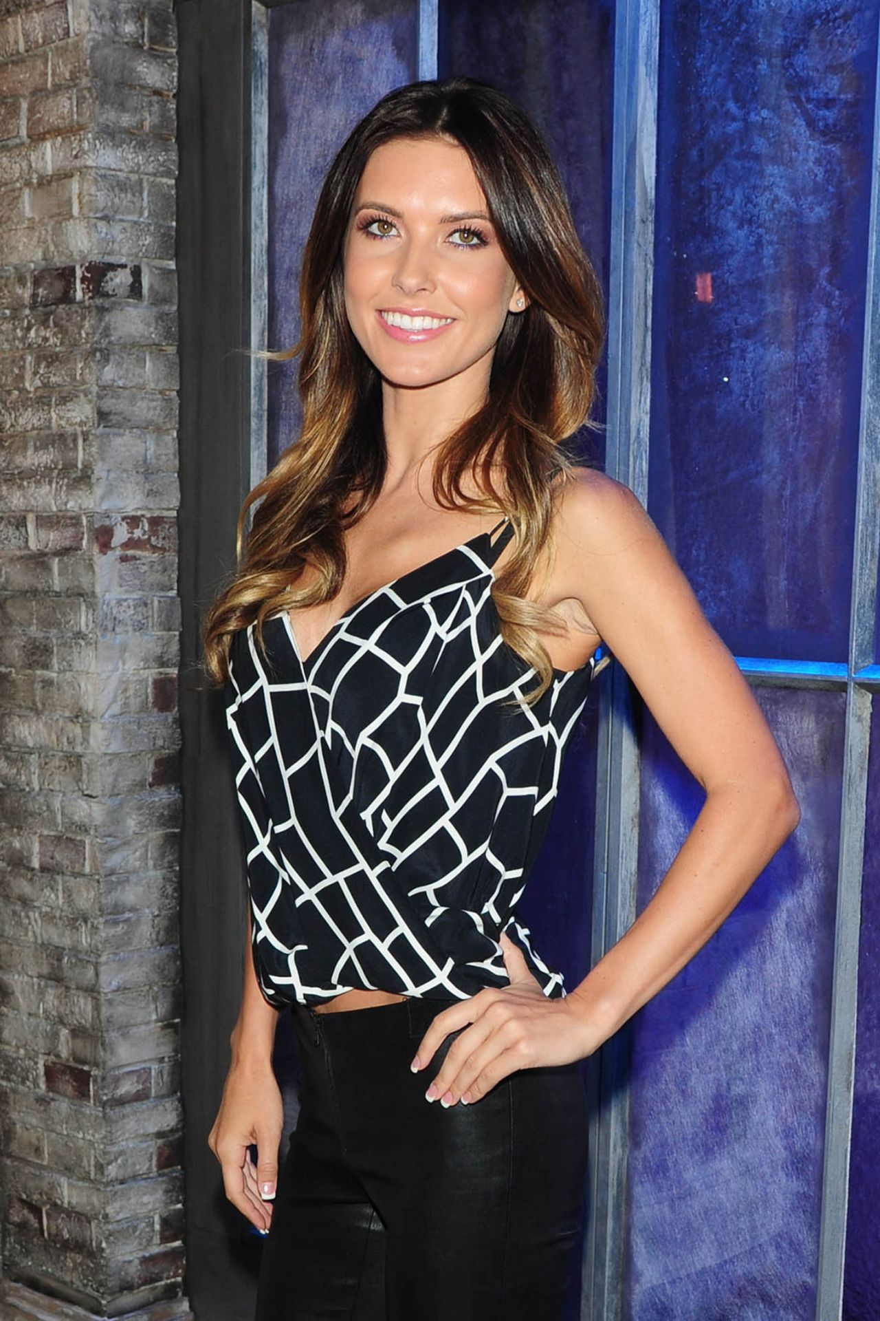 Audrina Patridge at VH1