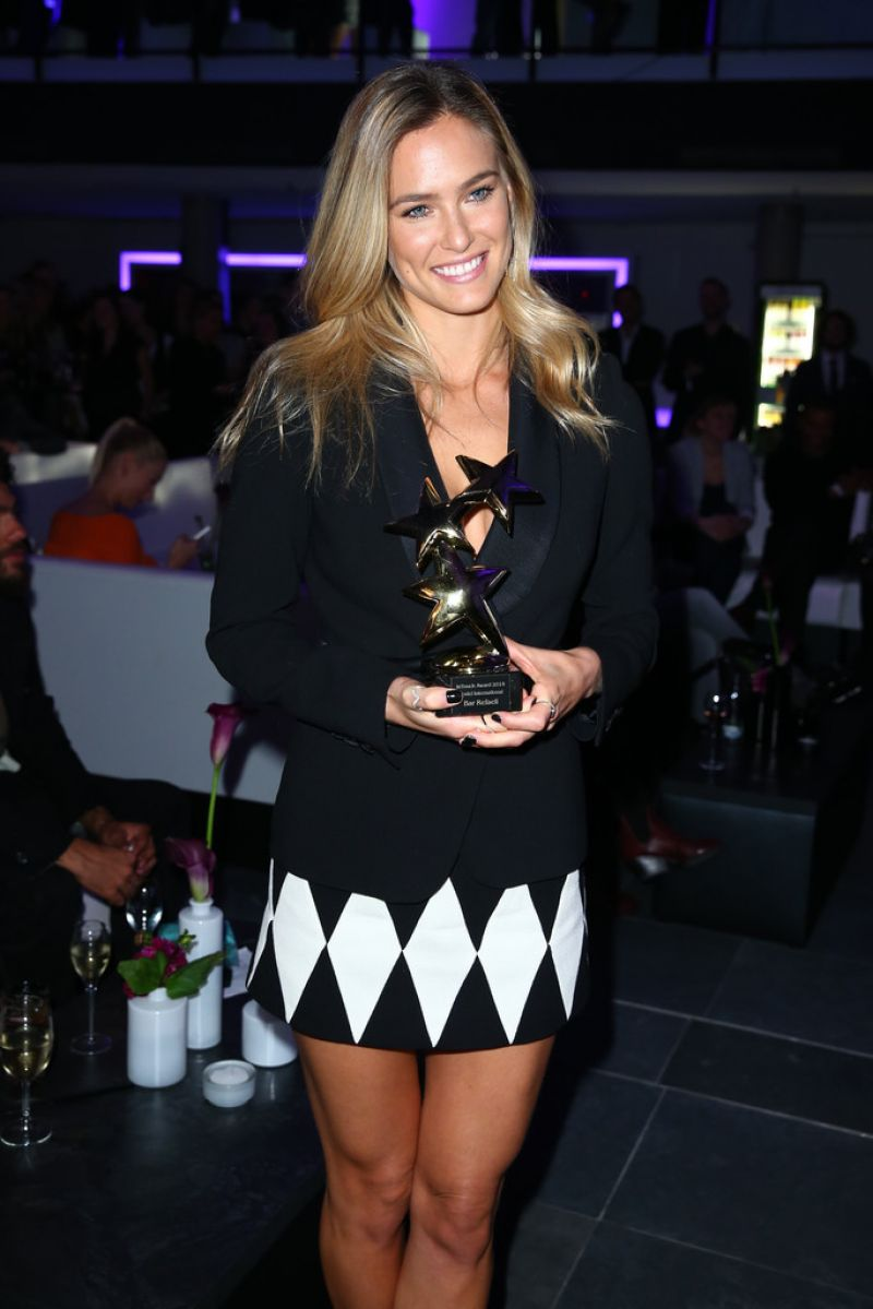Bar Rafaeli - InTouch Awards 2014 in Duesseldorf