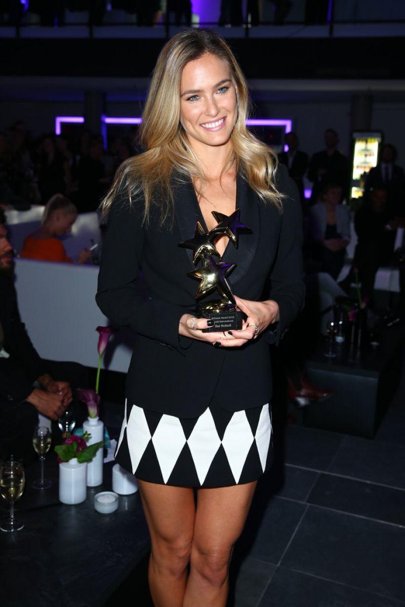 Bar Rafaeli - InTouch Awards 2014 in Duesseldorf