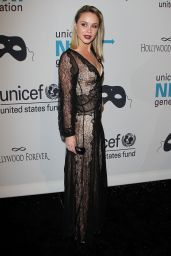 Becca Tobin – 2014 UNICEF's Next Generation's Masquerade Ball in Los Angeles