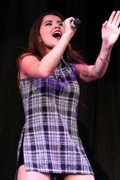 Becky G Performs at The Tabernacle in Atlanta - October 2014