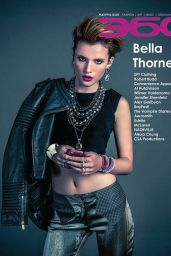 Bella Thorne - 360 Magazine October 2014 Issue