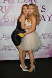 Bella Thorne at Taylor Spreitler