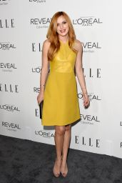 Bella Thorne – ELLE's 2014 Women in Hollywood Awards in Los Angeles