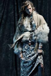 Bette Franke - Photoshoot for Vogue (Spain) - November 2014