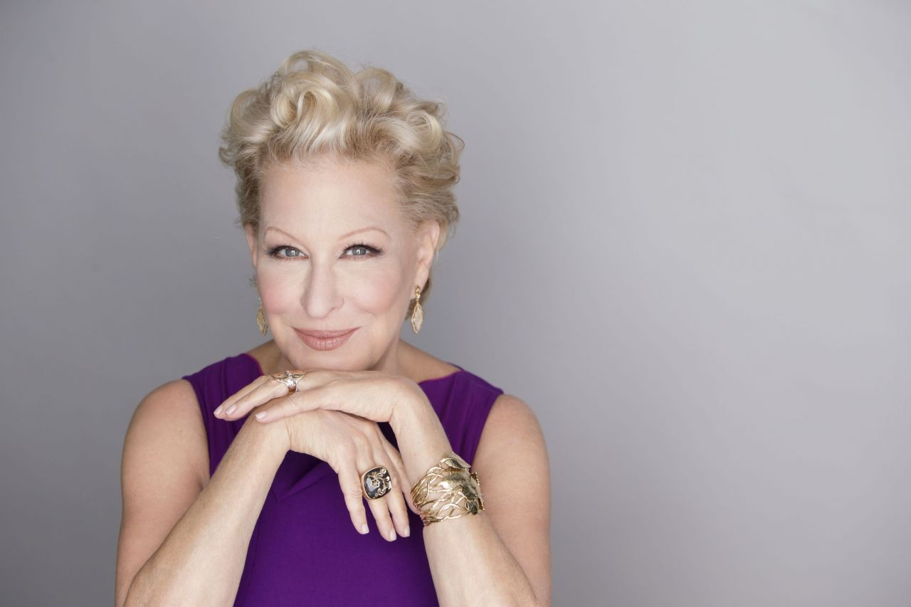 Bette Midler It S The Girl S Album Promoshoot 2014