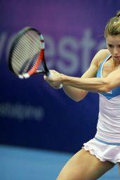 Camila Giorgi -  Generali Ladies Linz 2014 - Semifinal