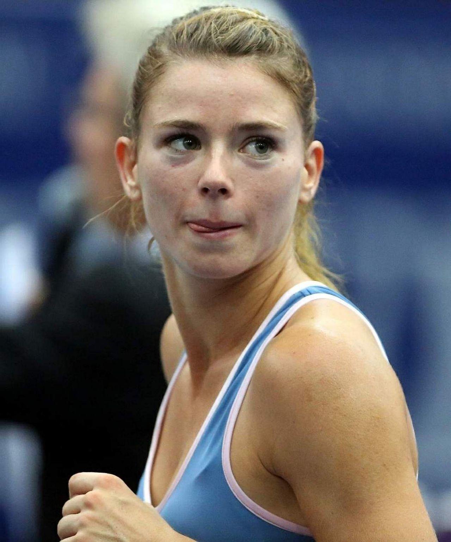 Camila Giorgi Generali Ladies Linz 2014 Semifinal