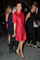 Camilla Belle at a Restoration Hardware Opening in Hollywood - October 2014