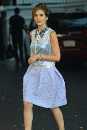 Camilla Belle - CFDA Vogue Fashion Fund Event in Los Angeles - October 2014