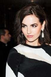 Camilla Belle - Gucci Museo Dinner in Brazil (2014)