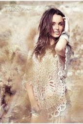 Camilla Luddington - Ocean Magazine October 2014 Issue