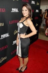 Camille Guaty – Latina Magazine's 'Hollywood Hot List' Party in West Hollywood – October 2014