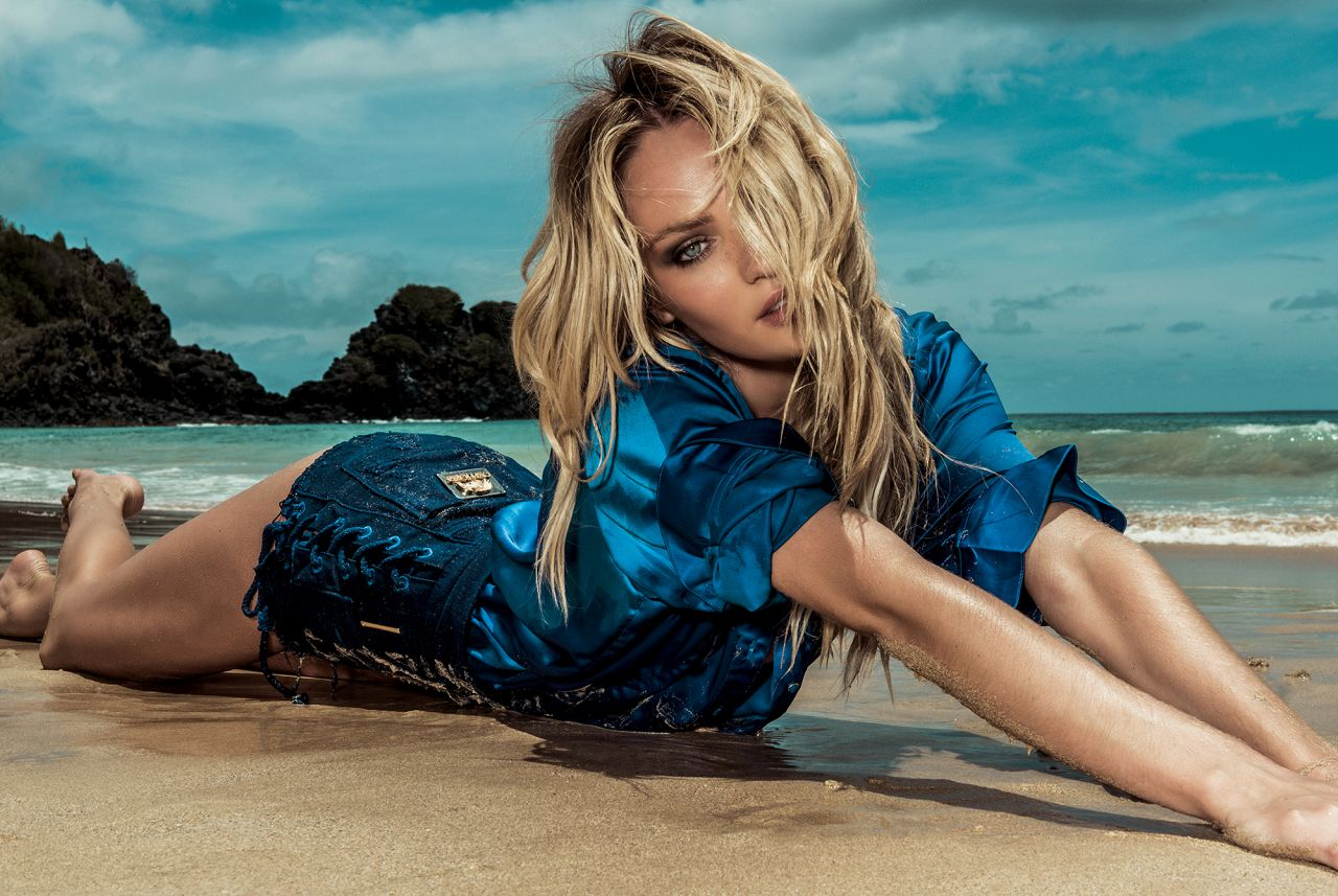 Candice Swanepoel - Photoshoot for