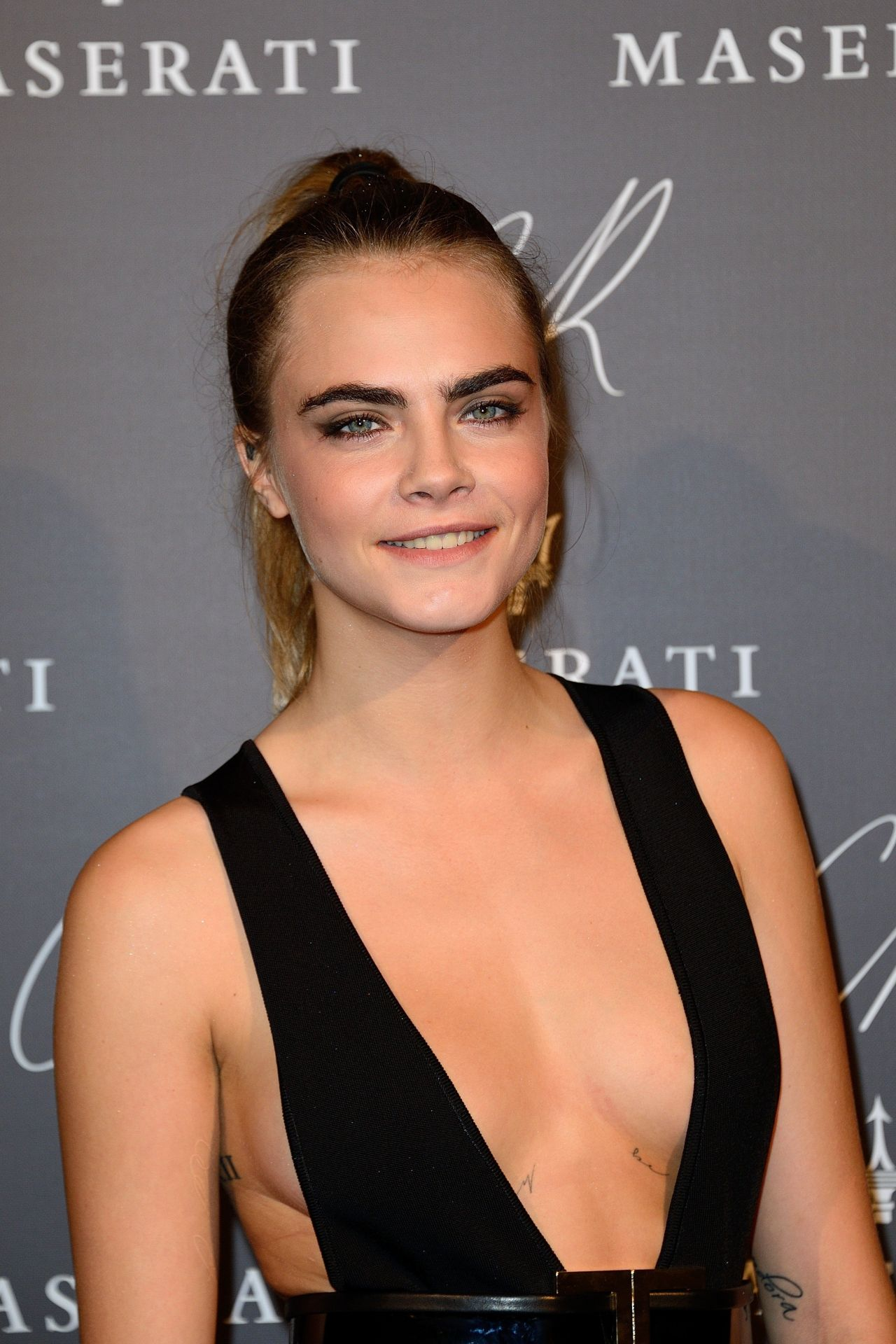 Cara Delevingne – 2014 CR Fashion Book #5 Launch Party in ...