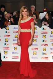 Carol Vorderman - Pride of Britain Awards 2014