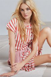 Caroline Trentini - Photoshoot for Vogue Magazine (Brazil) - October 2014