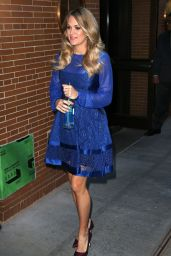 Carrie Underwood Arriving To Appear at