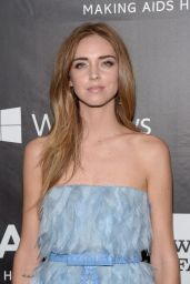 Chiara Ferragni - amfAR LA Inspiration Gala in Hollywood