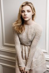 Chloe Moretz Photoshoot - October 2014