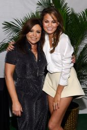 Chrissy Teigen - Blue Moon Burger Bash Presented By Pat LaFrieda in New York City