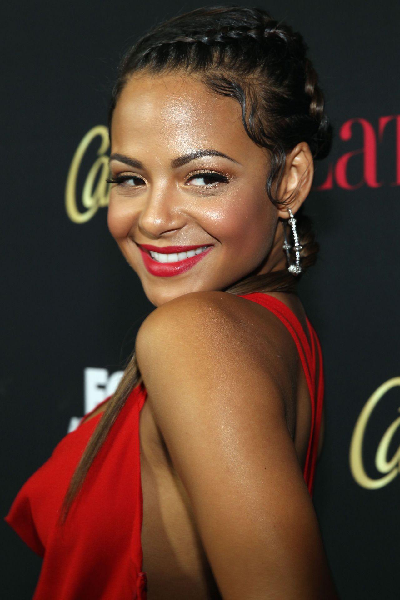 Christina Milian  Latina Magazines Hollywood Hot List -8334