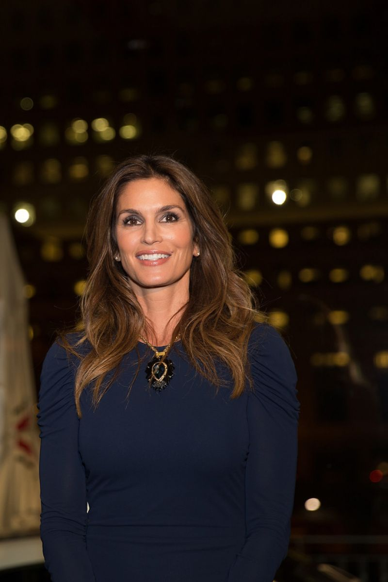 Cindy Crawford Chicago