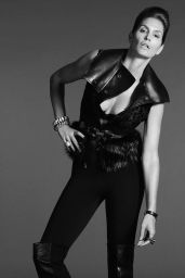 Cindy Crawford - Photoshoot for Citizen K International - Fall 2014