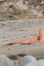 Colleen Shannon Bikini Photoshoot for 138 Water in Malibu - October 2014