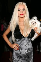 Courtney Stodden - Mister Triple X Fashion Show in Hollywood - October 2014