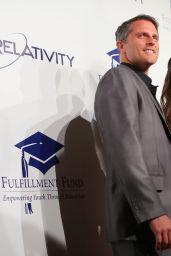 Danica McKellar - 2014 Fulfillment Fund Stars Benefit Gala in Beverly Hills