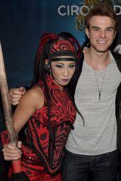 Danielle Campbell - Attending Cirque Du Soleil Amaluna Premiere Night - Oct. 2014