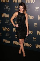 Dannii Minogue at WHO