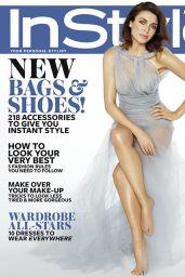 Dannii Minogue - InStyle Magazine (Australia) - October 2014 Issue
