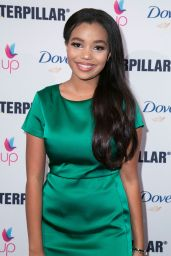 Daphne Blunt – International Day of the Girl 2014 in Los Angeles