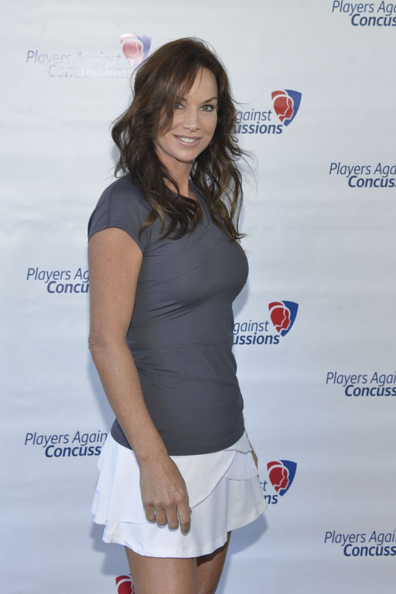 Debbe Dunning - Players Against Concussions at Pelham