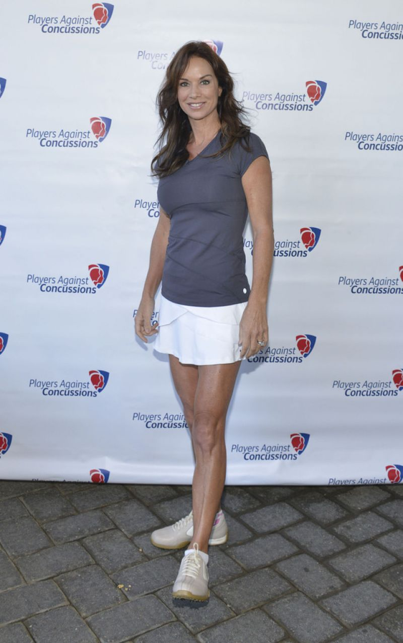Debbe Dunning - Players Against Concussions At Pelham -6333