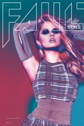 Debby Ryan - Fault Magazine September 2014 Issue