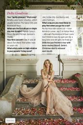 Delta Goodrem - Australian Women's Weekly Magazine - November 2014