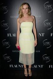 Diane Kruger - Flaunt Magazine Party in Paris - October 2014