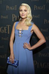 Dianna Agron - Extremely Piaget Launch Event in Beverly Hills - October 2014