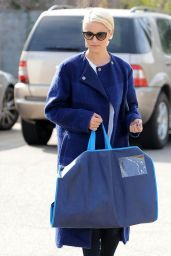 Dianna Agron Street Style - Out shopping in Beverly Hills, Oct. 2014