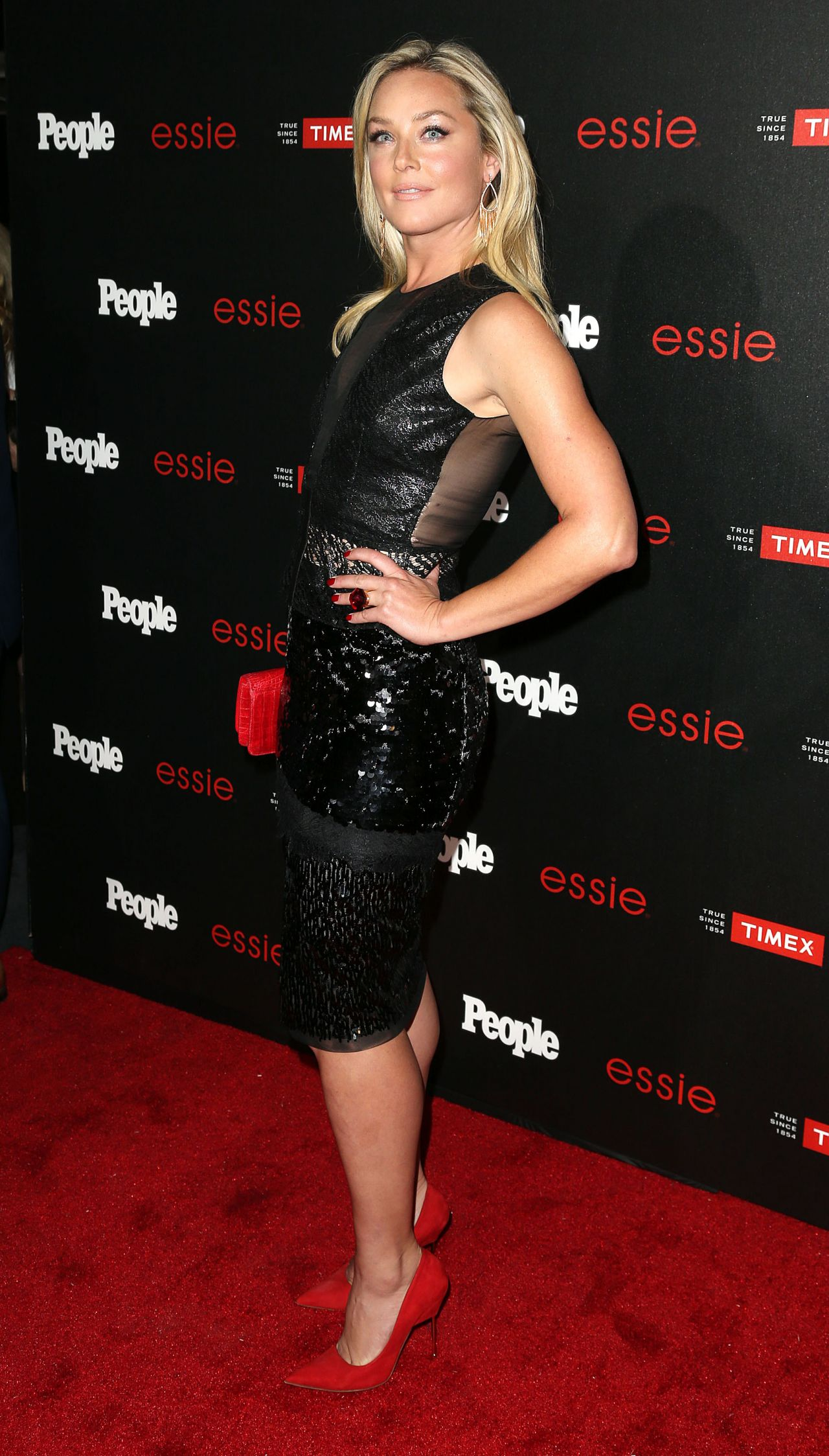 Elisabeth Rohm People S Ones To Watch Event In Los
