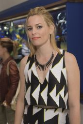Elizabeth Banks in Mini Dress at Irene Neuwirth Flagship Grand Opening in West Hollywood