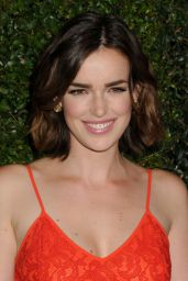 Elizabeth Henstridge – Claiborne Swanson Frank's 'Young Hollywood' Book Launch in Beverly Hills