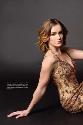 Elizabeth Henstridge - Regard Magazine October 2014 Issue