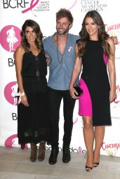 Elizabeth Hurley - Breast Cancer Research Foundation Pink Party in New York City